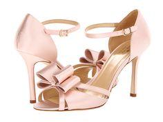 Kate Spade New York Ivela Cobalt Satin - Zappos Couture