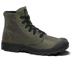 Relatively inexpensive and sturdy for a city boot. Not likely for use the woods, though.
