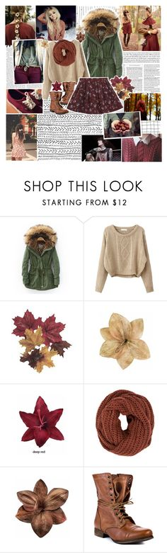 """Mosh Around The Christmas Trees & Jingle Your Fricking Bells"" by elaine-elizabethxo ❤ liked on Polyvore featuring Marc by Marc Jacobs, Clips, mbyM, Steve Madden, Retrò, vintage and isabellanutella"