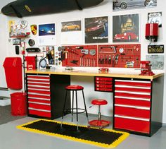 Image detail for -... organization for all your tools and a great work bench to help get the