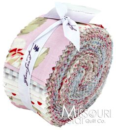 Petal Jelly Roll from Missouri Star Quilt Co