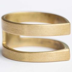 Independent Spirit Ring by Adriana Neves