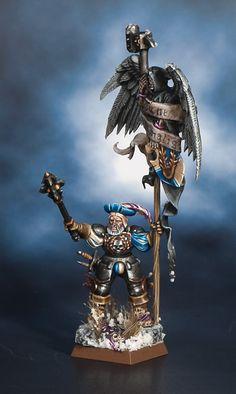 Empire Battle standard bearer - Imgur