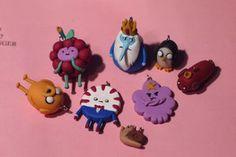 Browsing deviantART  ADVENTURE TIME!!! ~polymer clay DIY crafts