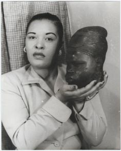 Billie Holiday, the supreme jazz vocalist - died this day in 1959, aged 44, from cirrhosis of the liver….