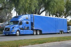 18-Wheeler volvo truck show | DST INDUSTRIES, INC. - VOLVO BIG RIG TRUCK (18 WHEELER) | Flickr ...