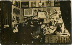 Dorm Life / University of Michigan 1920s