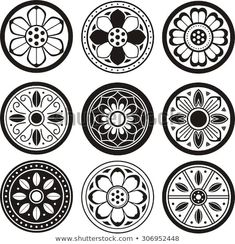 Find Korean Traditional Symbol Vector Image Korean stock images in HD and millions of other royalty-free stock photos, illustrations and vectors in the Shutterstock collection. Thousands of new, high-quality pictures added every day. Chinese Patterns, Ethnic Patterns, Flower Patterns, Korean Art, Asian Art, Korean Tattoos, Korean Design, Oriental Pattern, Korean Traditional
