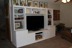 Logan Media Center / Classic Storage Collection   Do It Yourself Home Projects from Ana White