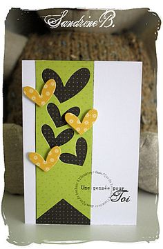 sandrine B  card