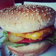 donabimby: Hamburgers Caseiros