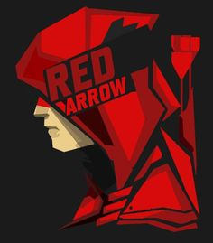 Red Arrow Roy Harper Arsenal #Popheadshots