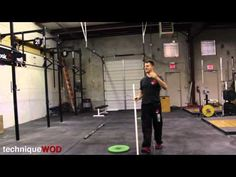 ▶ How To Overhead Squat and Top 3 Mobility Drills For OHS - TechniqueWOD - YouTube