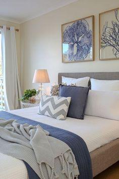 Coastal Beach Bedroom (106)