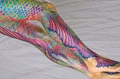 Fish scale, ideas for the next tattoo.