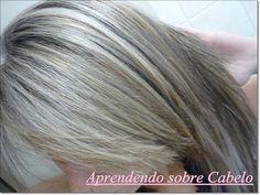 Liia Silva, Blog Aprendendo sobre Cabelo e Mais, testou a Sleek Blond, escova Progressiva sem formol para loiras da Tutanat. E obteve um resultado maravilhoso! Vem ver!