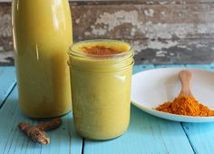 Turmeric Milk   If you've never heard of Turmeric Milk, you're in for a treat. Turmeric Milk is my absolute favorite night time drinks other than hot tea. This drink is not only completely comforting, relaxing, and soothing at night, but extremely nutritious. Turmeric contains loads of nutrients especially antioxidants and anti-inflammatory compounds which make this a win-win in my book. Another benefit, it simply tastes delicious!