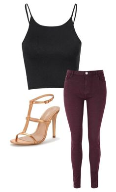 """""""Night X"""" by shazzaandme ❤ liked on Polyvore featuring Glamorous"""