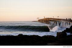 "Santa Barbara, California. ""Little Rincon"""