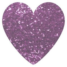 Purple Faux Glitter Sparkles Paper Coaster - fancy gifts cool gift ideas unique special diy customize