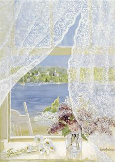 Lilacs and Lace
