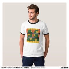 ShirtCouture: Pattern NO.1 Men's Tee