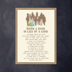 Instant Download Printable Rustic Camping Themed by BlissfulPrints