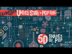 今年もこの季節が!season again! DJ Earworm Mashup - United State of Pop 2015 (50 Shades of Pop) - YouTube