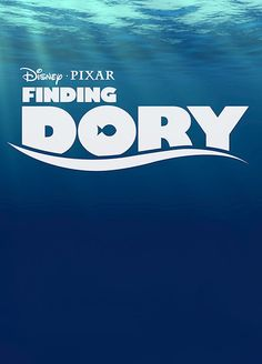 Finding Dory (2015) Poster IF THIS IS FOR REAL I AM SO EXCITED!
