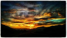 burning sky oba #stveit... Burns, Sky, Painting, Heaven, Painting Art, Paintings, Paint, Draw