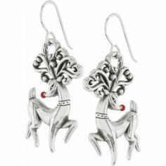 OMG--I love Rudolph earrings!!