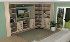 Talk to our designers about your space. We use state of the art design software to help you visualise your home. Fitted Wardrobes, Sliding Wardrobe, Living Spaces, Living Room, Wardrobe Design, Sliding Doors, Your Space, Storage Spaces, Home Office