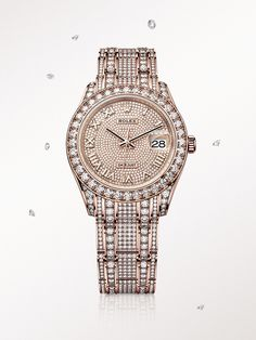 960ac9db937 The Rolex Pearlmaster 39 in Everose gold