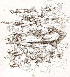 Arte de Peter Han