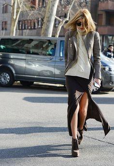 #SarahRutson looking fully phenomenal in Paris.