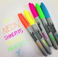 Say Yes to Neon! photo via P.S.- I made this.. INSTAGRAM