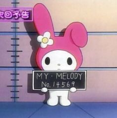 Stay Kawaii My Melody Sanrio Hello Kitty, Hello Kitty My Melody, Sanrio Characters, Cute Characters, Pink Aesthetic, Aesthetic Anime, Cartoon Profile Pictures, Indie Kids, Cartoon Icons