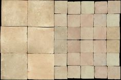 """""""The Colors of Soft"""" natural zelliges @ emery & cie tiles......................"""
