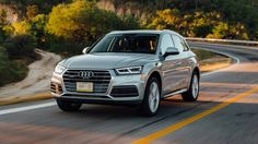 Check out the all new 2018 Audi Q5. #audi #suv