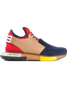 Shop Y-3 'Hayex Low' sneakers from Farfetch