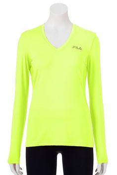 FILA SPORT® Workout Tee - Women's