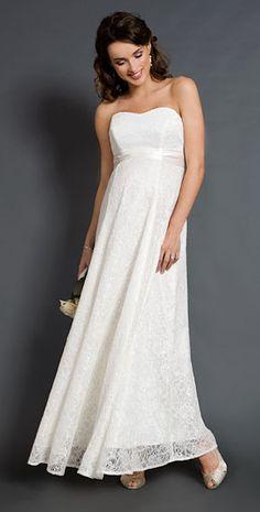 Savona Ivory Maternity Wedding Gown (Long)  Keywords: #maternityweddinggowns #jevelweddingplanning Follow Us: www.jevelweddingplanning.com  www.facebook.com/jevelweddingplanning/