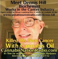 Cured his PROSTATE Cancer with Cannabis Oil. Interesting. Given my mom died from cancer I need to look into this. #Myprostate