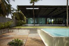 Pabellón de Bambú / Koffi & Diabaté Architectes