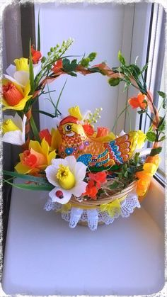 Одноклассники Chocolate Flowers, Easter Crafts, Floral Wreath, Creations, Bouquet, Wreaths, Gifts, Design, Home Decor