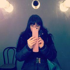 ..in camerino, prima della performance.. ..in the dressing Room before performing..   #raccontamusicultura2013
