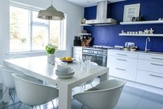 1960's House - beach-style - Kitchen - South East - Gabriel Holland Interior Design