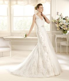 MUDEJAR » Wedding Dresses » 2013 Fashion Collection » La Sposa