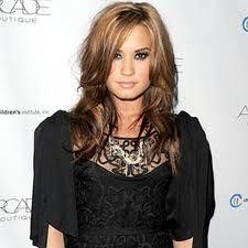 I love Demi Lovato's hair!