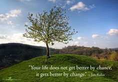 Starting Change